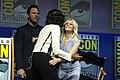 Chris Pratt, Aisha Tyler & Elizabeth Banks (42816891305).jpg