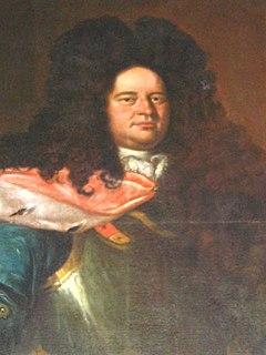 Christian William I, Prince of Schwarzburg-Sondershausen Prince of Schwarzburg-Sondershausen