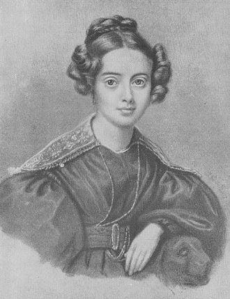 Niels Henrik Abel - Christine Kemp.