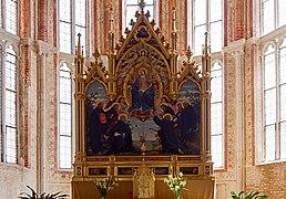 Church Sant'Elena (Venice) Altarpiece.jpg