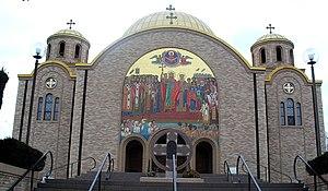 Ukrainian Village, Chicago - Saints Volodymyr and Olha Ukrainian Catholic Church