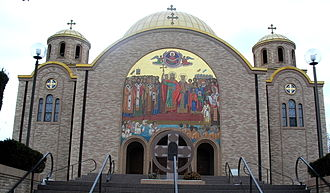 Ukrainian Village, Chicago - Saints Volodymyr and Olha Ukrainian Catholic Church
