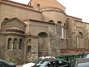 Hagios Demetrios - Image: Church of Agios Dimitrios, Thessaloniki panoramio
