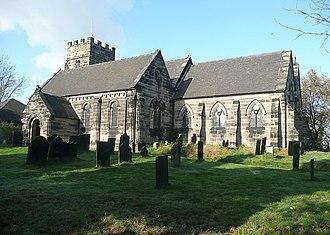 Armitage - Image: Church of John the Baptist, Armitage geograph.org.uk 1616795