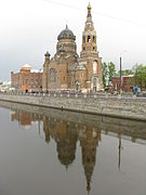 Church of Resurrection of Christ, near Warsaw Rail Terminal