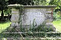 Church of St Nicholas, Ash-with-Westmarsh, Kent - Thomas Wood table tomb chest 02.jpg