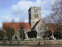 Church of St Peter and St Paul - Ringwood. - geograph.org.uk - 354515.jpg