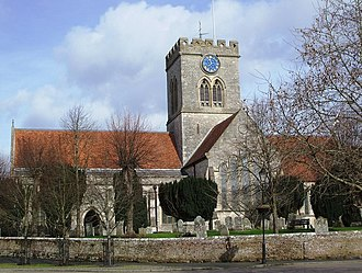 Ringwood - Church of St Peter and St Paul