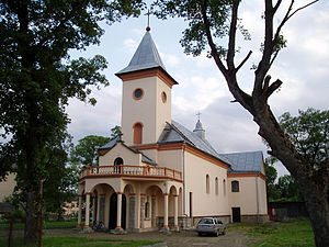 Bolekhiv - Church of the Assumption
