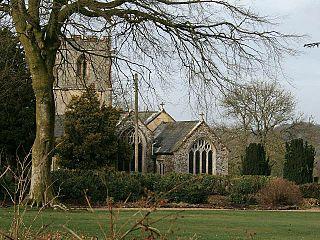 Churchstanton Human settlement in England