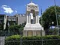 Chypre Nicosie Eglise Faneromeni Chevet Martyres - panoramio.jpg