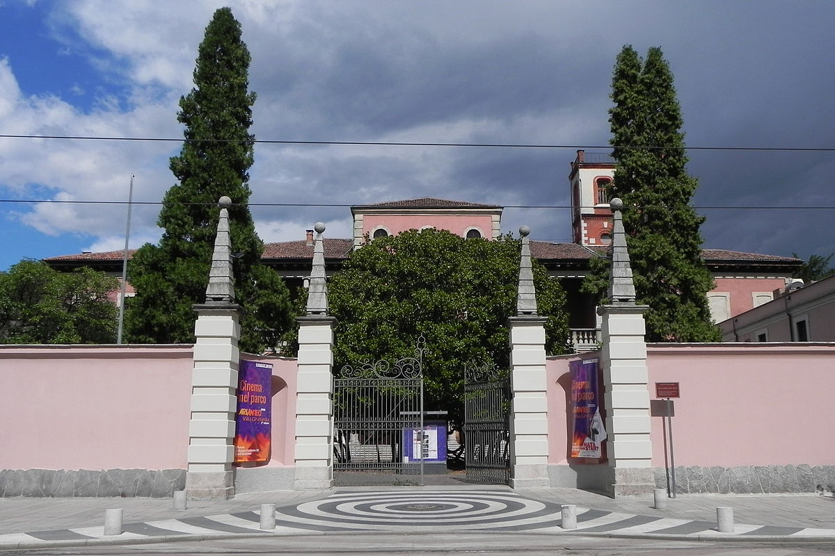 Villa Serena Di Citt Ef Bf Bd Sant Angelo Mappa Del Territoriio