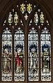 Cirencester, St John the Baptist church, Window (44550394994).jpg