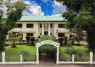 Bago, Negros Occidental - City Hall of Bago City