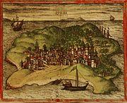 City of Kilwa, 1572