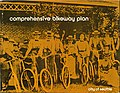 City of Seattle Comprehensive Bikeway Plan (cover), 1972.jpg