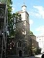 City parish churches - St. Bartholomew the Less - geograph.org.uk - 864062.jpg