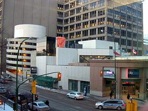 Cityplace (Winnipeg) - Cityplace in Downtown Winnipeg