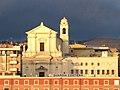 Civitavecchia - la Cathédrale Saint-François d'Assise - panoramio.jpg