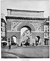 Clément Maurice Paris en plein air, BUC, 1897,148 La Porte Saint-Martin.jpg