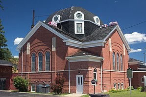 Clare Congregational Church