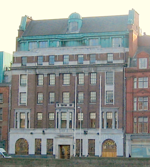 Clarence Hotel - Image: Clarence Hotel Dublin