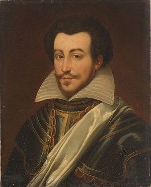 Claude de La Trémoille, duc de Thouars by Éloi Firmin Féron
