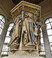 Claus Sluter (1350-1406) Mozesput Champmol Mozes en David 23-10-2016 15-16-28.JPG