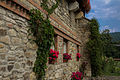 Clisiarniță din interiorul curtii din Vatra Moldovitei -Manastirea Moldovita 04.jpg