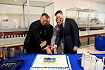 Closing ceremony cake cutting for Display Ship Barry 151017-N-NB178-071.jpg