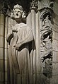 Clovis or Clothar, doorway at the Cloisters, France, ca. 1250 (5461990099).jpg