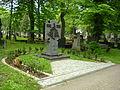 Cmentarz prawosławny na woli pomnik ofiar hołodomoru.JPG