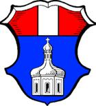Wappen Gemeinde Taufkirchen (Vils)