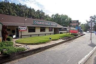 Coarsegold, California census-designated place in California, United States