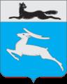 Coat of Arms of Kazhugski rayon (Irkutsk oblast).png