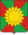 Coat of Arms of Novoberezanskoe (Krasnodar krai).png