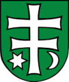 Coat of arms of Šurany.png