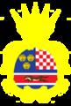 Coat of arms of Croatia, Dalmatia and Slavonia 1624.png