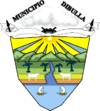 Official seal of Corrigimiento de Palomino, Dibulla