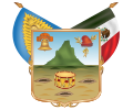 Coat of arms of Hidalgo.svg