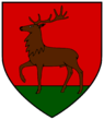 Coat of arms of Subotiste.png