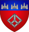 Coat of arms of Tuntange