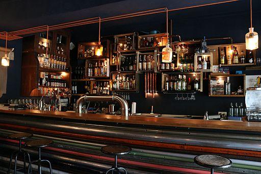 Cocktail-Bar (Kleines Phi) in Hamburg 2