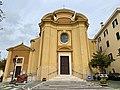 Colonna - chiesa di San Nicola di Bari - facciata.jpg