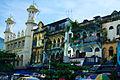 Colourful streetscape (5089612436).jpg