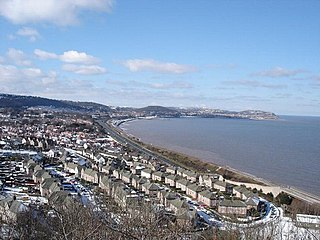 Colwyn Bay town, community and seaside resort in Conwy County Borough, Wales