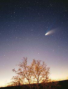 Comet Hale-Bopp 29-03-1997