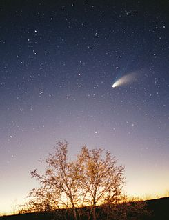Comets in fiction fictional depictions of comets