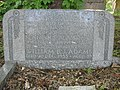 Commonwealth War Grave in Jarrow Cemetery (WW2-01) - geograph.org.uk - 1604303.jpg
