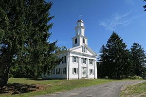 Shutesbury, Massachusetts - Community Church, Shutesbury MA